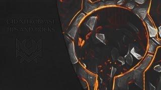C4D - NitroBlast - Tips & Tricks #1 //Danny