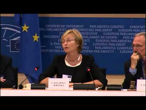 EISRI - Science, Media & Democracy: Professor Lena Kolarska-Bobińska