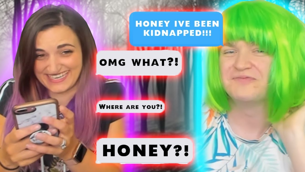 IVE BEEN KIDNAPPED?! - Hooked Spooky Stories with Laurenzside!