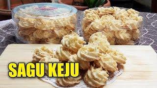 RESEP SAGU KEJU   by Yani Cakes #96