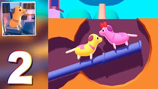 Animal Games 3D (by Gamejam) Gameplay Walkthrough 51-100 Levels (Android)