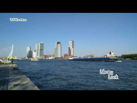 LibraryLook: Port of Rotterdam - Nieuwe Maas  en Kop van Zuid