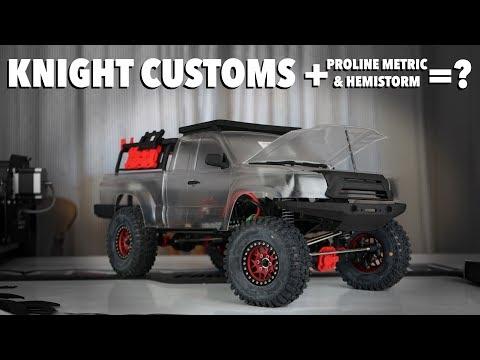 CREATE IT YOUR WAY! Knight Customs & Proline Metric Body