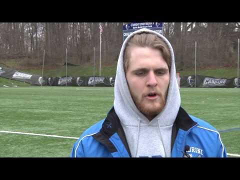 Cabrini Sophomore Shines on Lacrosse Team