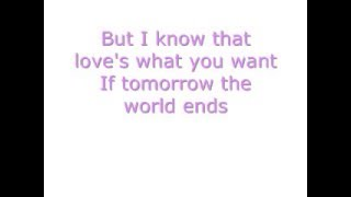 Paris Hilton-Stars are blind(lyrics)