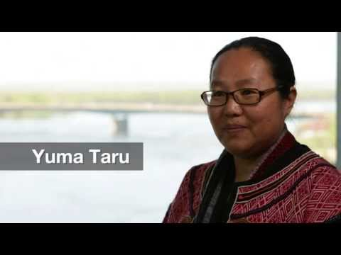 National Gallery of Canada Artist Interview: Yuma Taru