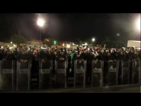 """You're Not Going To Brazil!"" Sung Outside Azteca Stadium By American Outlaws USA Mexico 2013 USMNT"