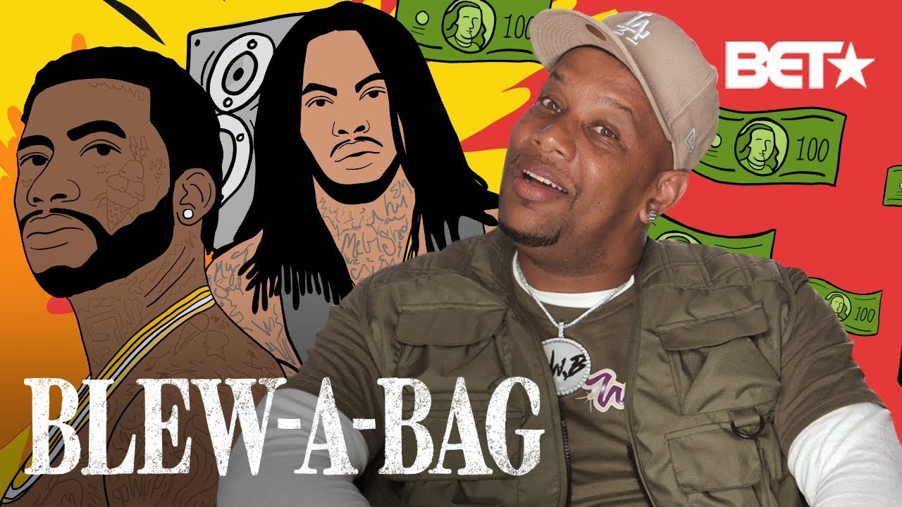 How Rapper Joe Moses Spent $400K After Focusing On Rap & Money Investments | Blew A Bag