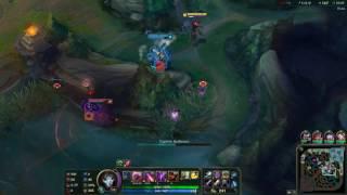 Blitzcrank Grab Bug Over The Wall - League of Legends