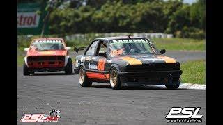 Vintage Racing Guatemala #88 GTU Hugo Sagastume GP Quaker State 2 Heat 05.08.18