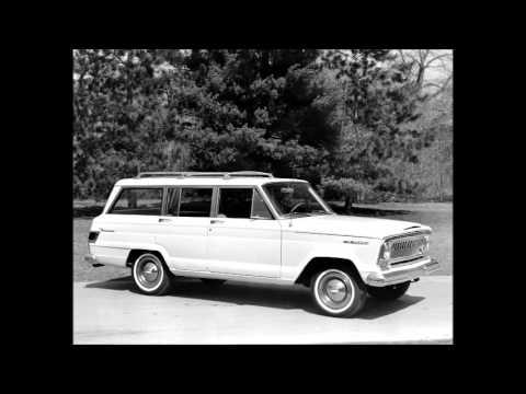 1963 Jeep Wagoneer Youtube