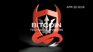 Bitcoin Technical Analysis (BTC/USD) : Bull Horn in Hand...  [04.22.2019]