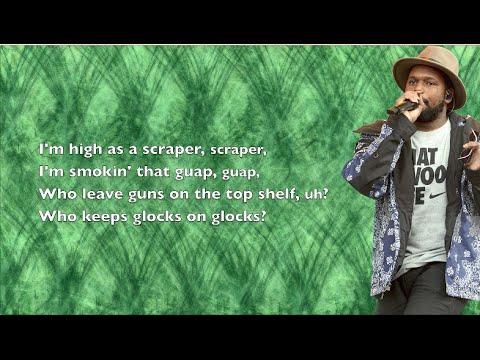 Ab-Soul - Hunnid Stax (ft. Schoolboy Q & Mac Miller) - Lyrics