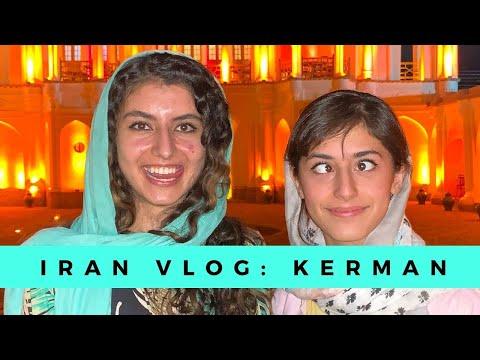 Iran vlog Pt.3 Kerman
