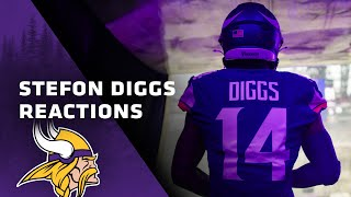 Minnesota Vikings Open Up Multiple First Round Options But Say Goodbye To Stefon Diggs