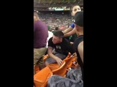 Scuffle @ The UH Game (Aloha Stadium)