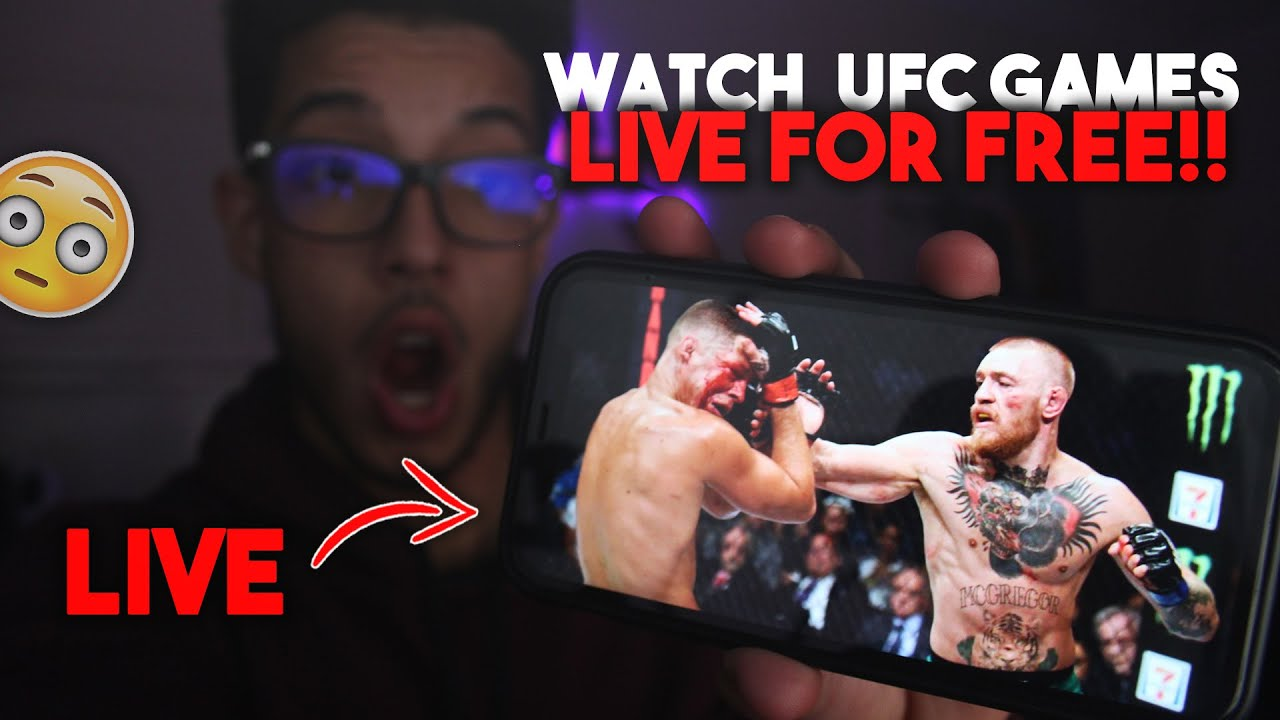 Watch UFC 255 Live Stream Online Reddit free Official Channels ...
