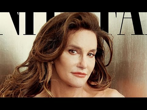 """Bruce Jenner Reveals """"Her"""" & Full Transformation Into Caitlyn"""