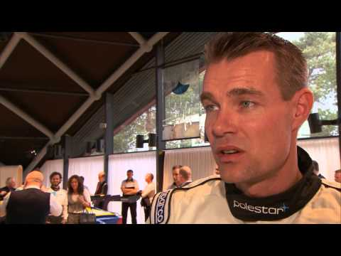 Volvo Polestar Racing - 2013 STCC Launch