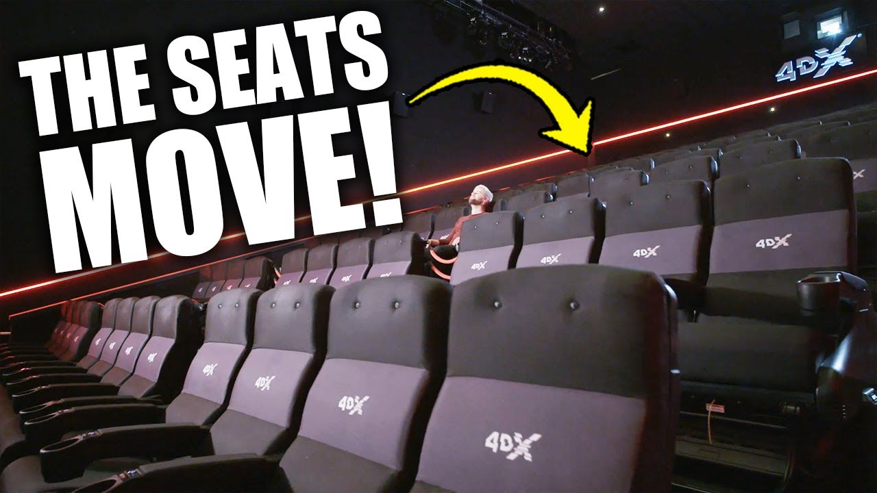 Download How 4DX Works In Movies   Behind the Screens