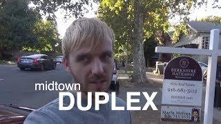 Убитый Дуплекс в Сакраменто Midtown -$345К
