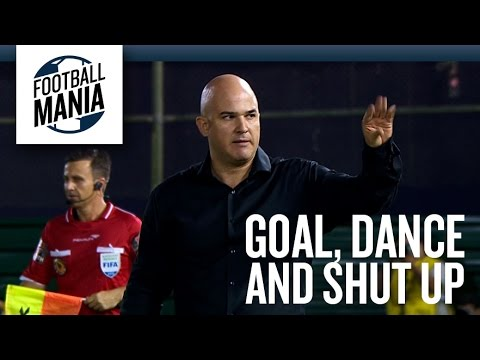 Goal, Dance and Shut Up!