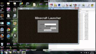 Minecraft: How to install ModLoader and Toomanyitems for Minecraft 1.0.0 Voice Tutorial