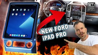 My NEWEST iPad PRO FORD DASH M…