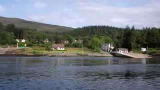 Loch Linnhe Scottish Highlands Of Scotland August 2nd