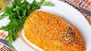 Самый вкусный салат с языком! Рецепт вкусного салата