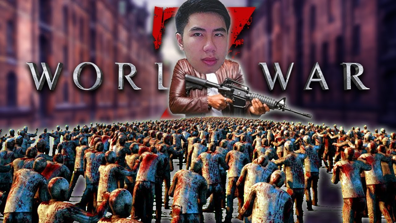 TỰA GAME NHIỀU ZOMBIE NHẤT THẾ GIỚI!!| World War Z [1]