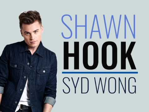 SYD WONG INTERVIEWS... SHAWN HOOK