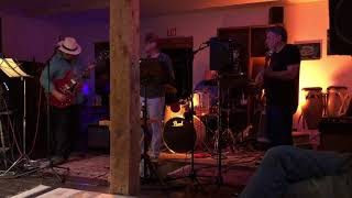 The Tom Caswell Blues Band - Early In The Morning (live)