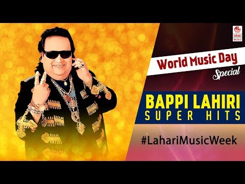 Bappi Lahiri Super Hit Songs   Telugu Super hit Songs   World Music Day 2017
