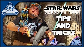 Tips for Galaxy's Edge! How to Star Wars at Disneyland & Disney World