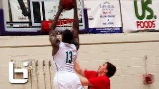 Bam Adebayo & DeAaron Fox Clash in Front of Calipari (HSOT Day 3)