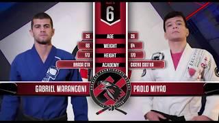 Gabriel Maragoni vs Paolo Miyao ACB JJ World Grand Prix 6