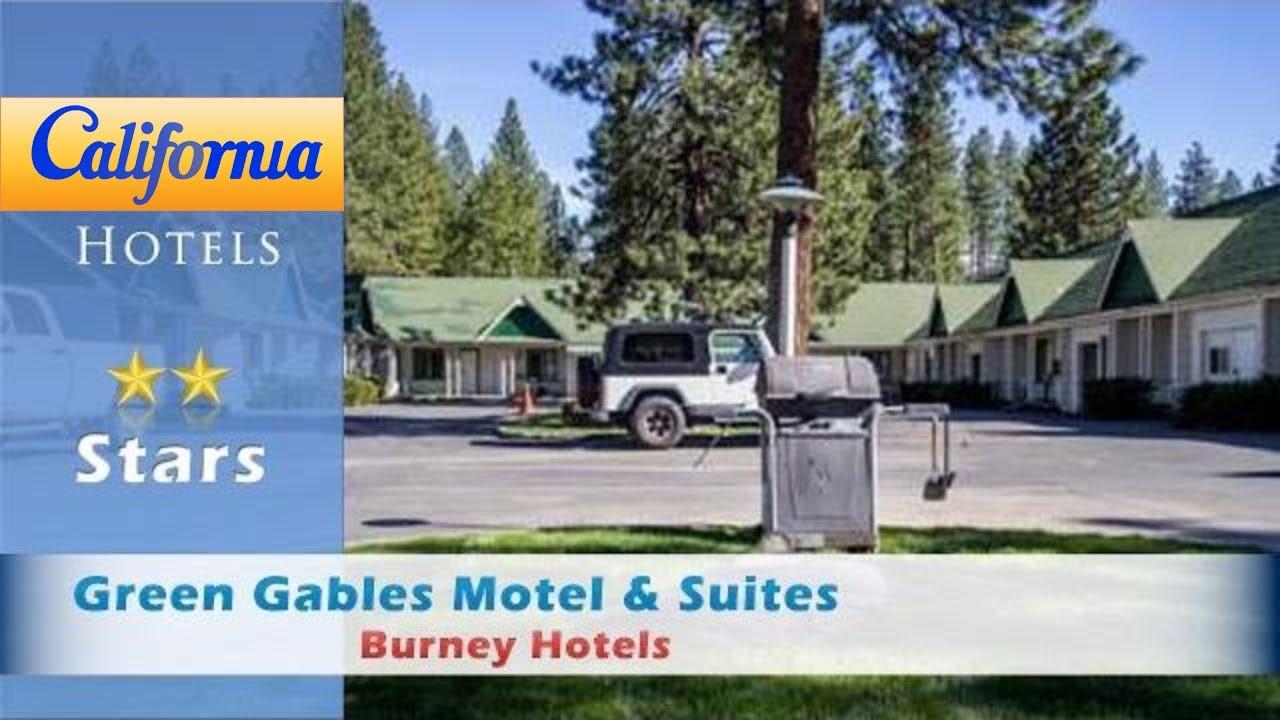 Green Gables Motel Suites Burney Hotels California