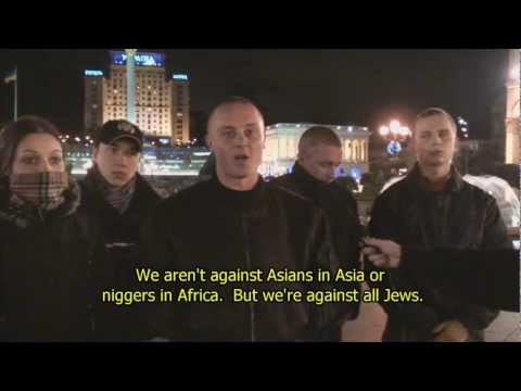 N/S 09 Skinhead Attacks in Zhytomyr, Ukraine