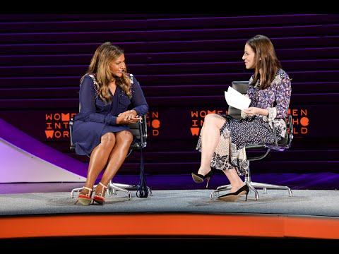 Mindy Kaling in conversation with Alicia Menendez