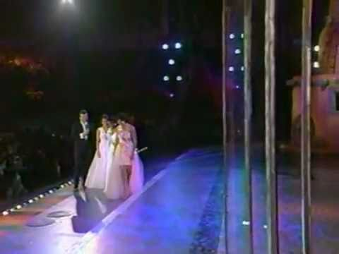 Miss Teen USA 1996 - Crowning Moment