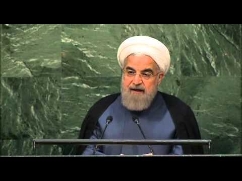 Iran - Débat 2015 de l'Assemblée générale de l'ONU