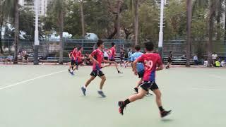 Publication Date: 2018-10-13 | Video Title: 手球分齡賽 何郭佩珍vs英皇書院 (1)