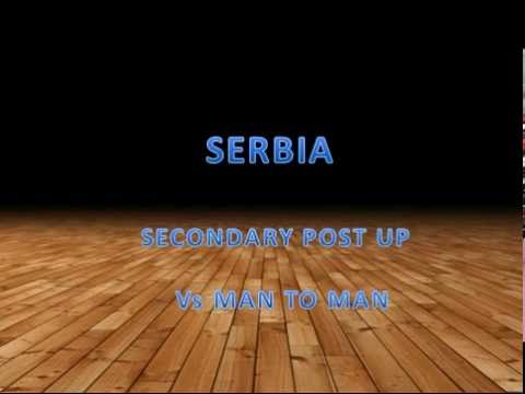 SERBIA SECONDARY POST UP