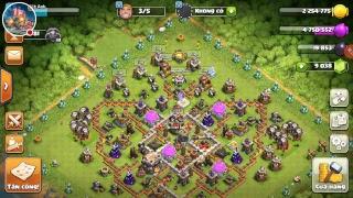 Clash of Clans: My Clans war ⭐⭐⭐