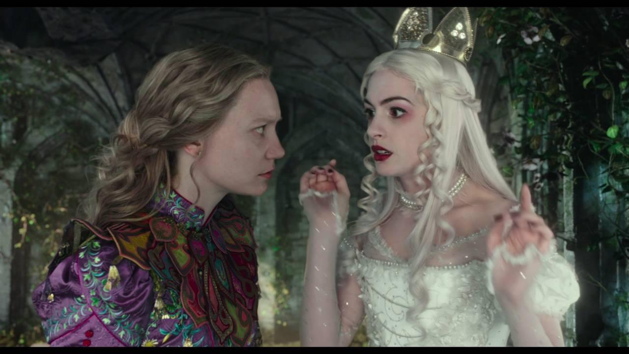 Alice i Spegellandet - The Chronosphere - Disney