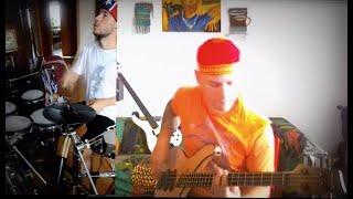 """Funky ride"" (ft. Valentin Tarasov on drums)"
