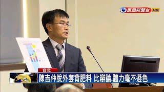 國黨自貿區掀爭議 藍委槓上陳吉仲-民視新聞