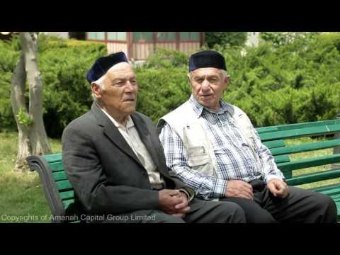 Documentary Crimean Muslim - living in peace in Russia 2015