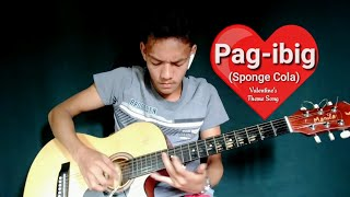 pag-ibig - sponge cola (fingerstyle guitar cover)